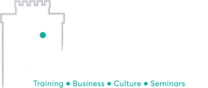 the meeting point logo white